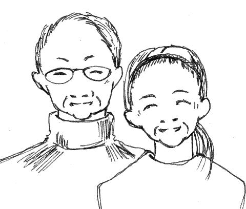 68歳男性(黄斑変性症)