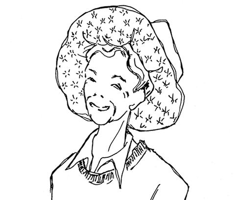 75歳女性(陰部のヒリヒリ感)