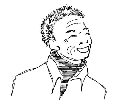 70歳男性(舌のピリピリ感・耳鳴り)