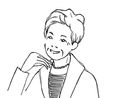 63歳女性(糖尿病)