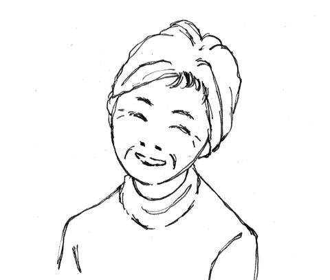 60歳女性(美容・高血圧)