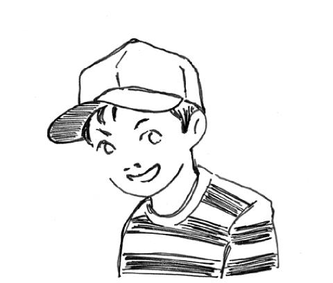小学2年生男子(発達障害)