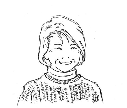 66歳女性(高血圧・ヒザの痛み)